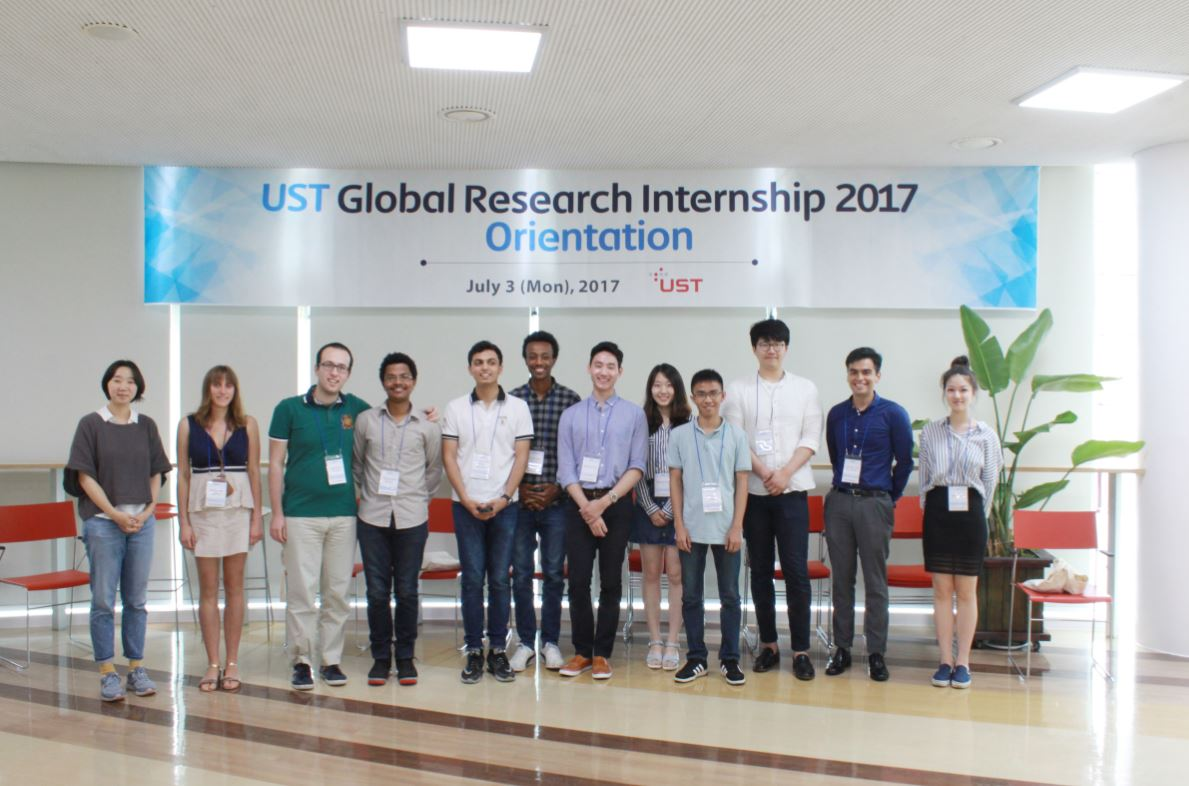 UST Young Brain Return Program의 대표사진